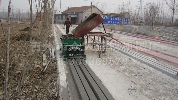 山东檩条机|潍坊物超所值的水泥檩条机批售