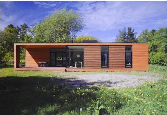 木屋建筑设计