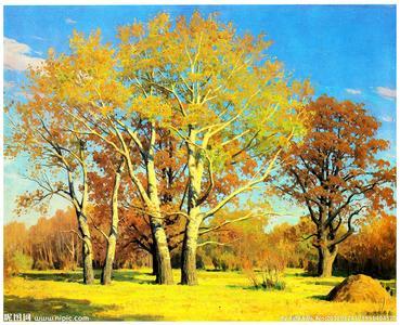 风景油画,北京风景油画,风景油画设计