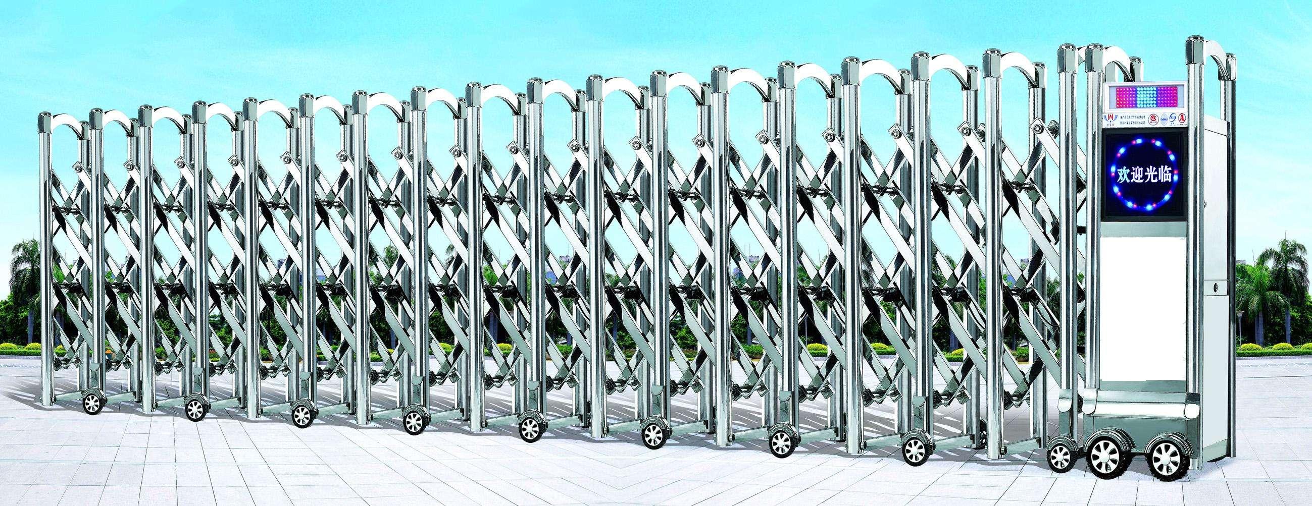 电动伸缩门价格-哪里可以买到电动伸缩门