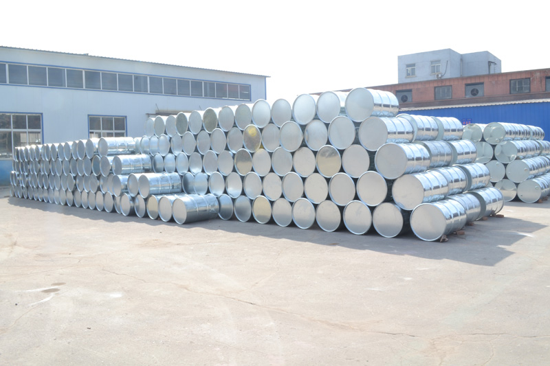 齐鲁不锈钢桶|淄博高品质208L钢桶推荐