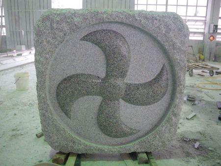 艺术雕刻 艺术石碑 磨光艺术品