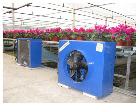 园艺暖风机