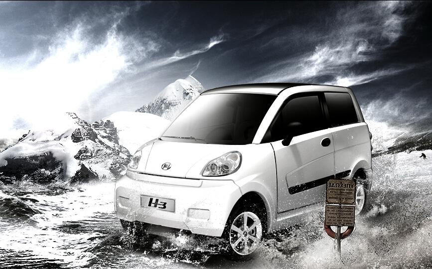 优惠的宏瑞,选供应便宜的宏瑞H3电动汽车,就到宏瑞世英