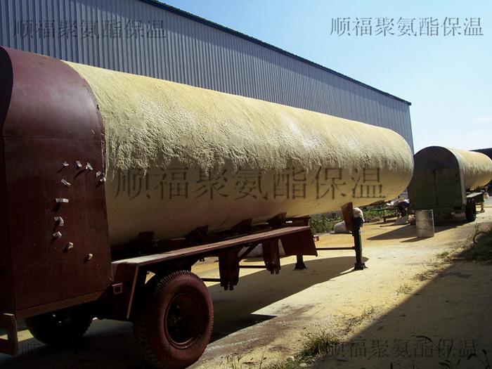 淄博聚氨酯喷涂技术
