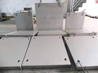 模具机械零件真空热处理