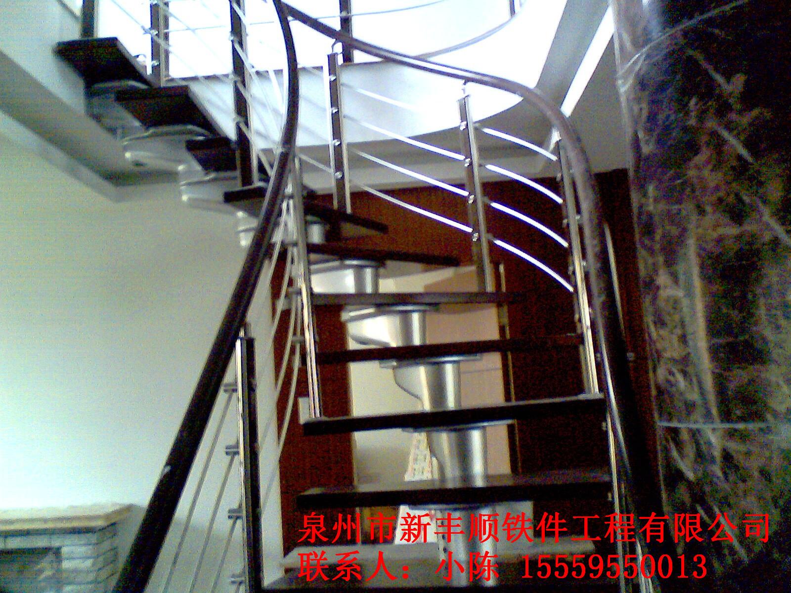 铁艺扶手楼梯-258.com企业服务平台