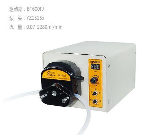 分配型蠕动泵BT600FJ经济型报价/参数说明书/福建供应商