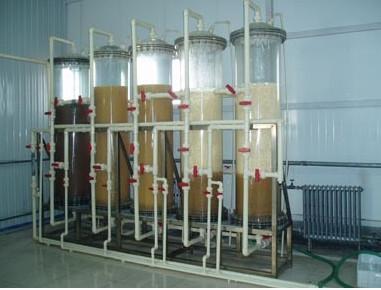 玻璃鋼離子交換系統 炭鋼機械過濾器