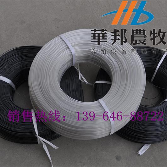 滁州养鸡塑钢线_物超所值的畜牧养殖业塑钢线就在华邦