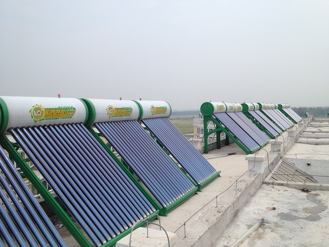 安徽合肥紧凑式太阳能热水器优质批发  价格优