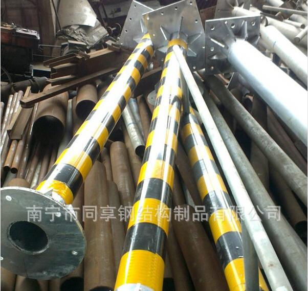 贵州标志杆贵州高速公路标志杆厂家-同享钢结构