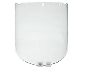 透明防化面屏
