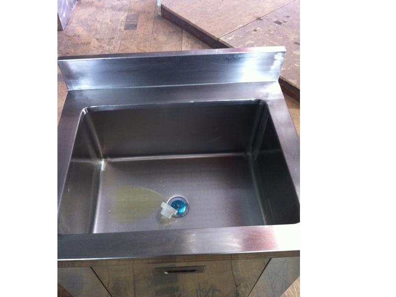 杭州不銹鋼單人醫用水池批發-口碑好的不銹鋼單雙人水槽在哪可以買到
