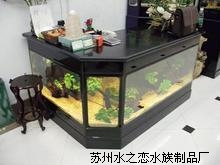 太倉異型魚缸-蘇州質量好的異型魚缸