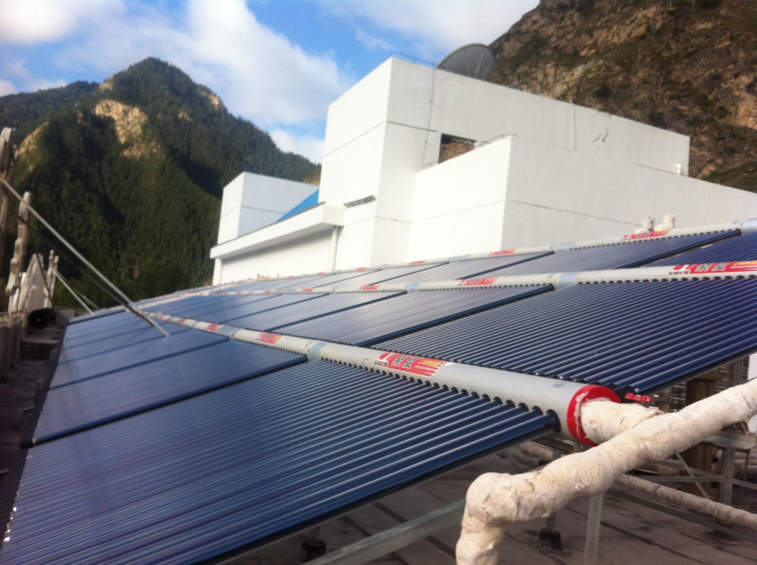 宁夏宾馆热水工程-质量好的太阳能热水器哪里有供应