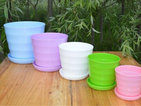 厦门塑料绿化花盆-建腾塑胶供应放心的绿化工程