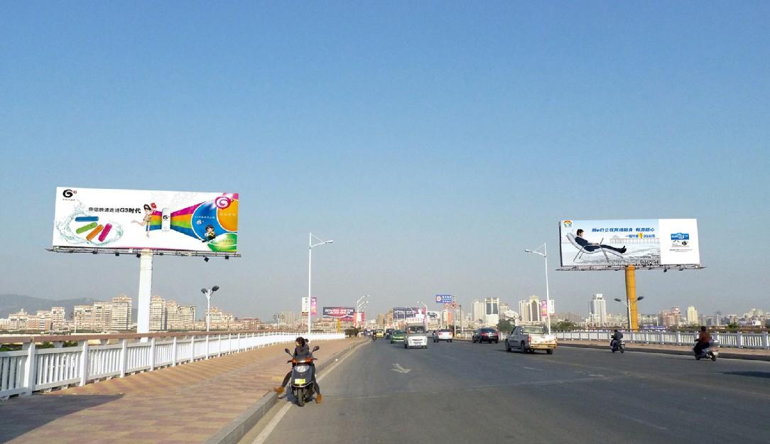 供应广州户外广告牌制作-要买耐用的广告牌就到广州在洋之舟广告
