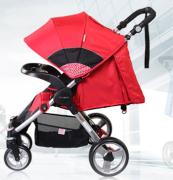 阳光童车供应同行产品中性价比超高的婴儿车:婴儿车低价出售