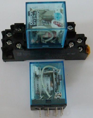 西安歐姆龍中間繼電器-供應西安搶手的歐姆龍中間繼電器