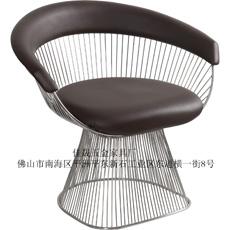 網餐椅,金屬椅,哈利.別爾托亞