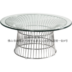 湛江铁线玻璃茶几-力荐佳晟五金家具制品口碑好的茶几