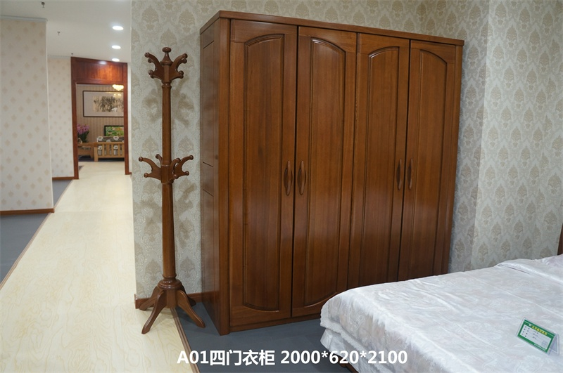 A01四门衣柜