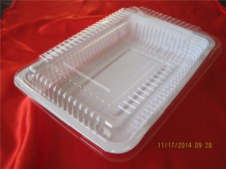羊肉片塑料盒