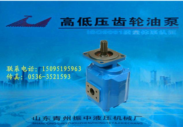 淄博高低压齿轮油泵-高低压齿轮油泵生产厂家