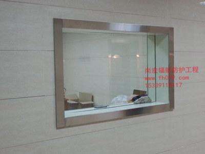 西安铅玻璃 西安医用铅玻璃 西安防辐射铅玻璃