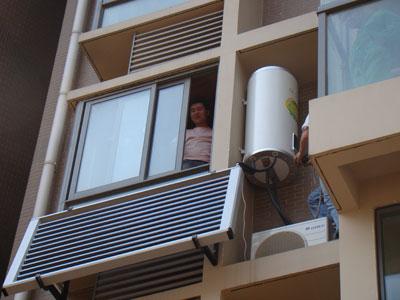 安徽专业生产先进太阳能热水器厂家在哪?
