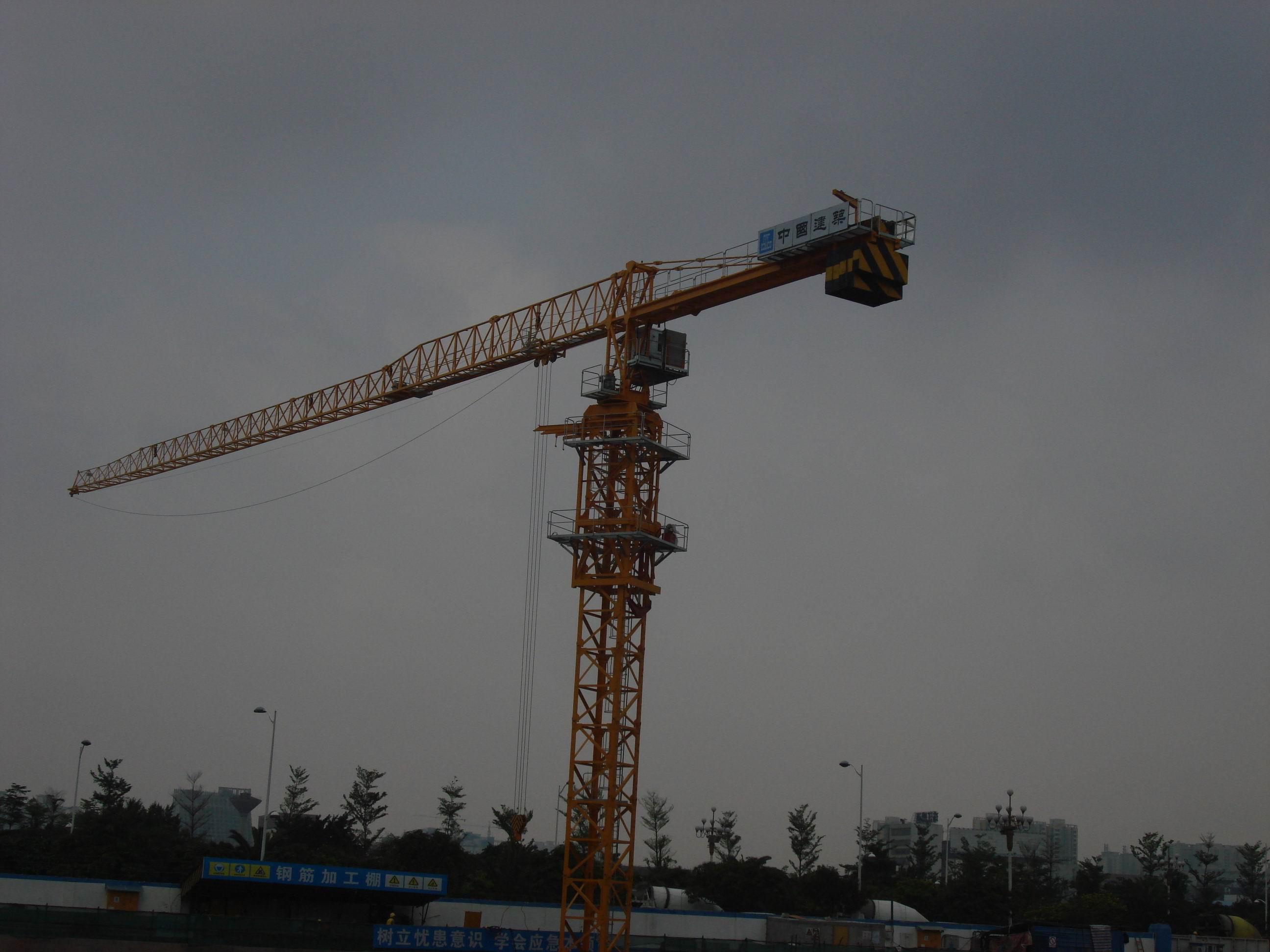 朔州TC7525塔吊租赁-周到的TC7525塔吊租赁在哪里