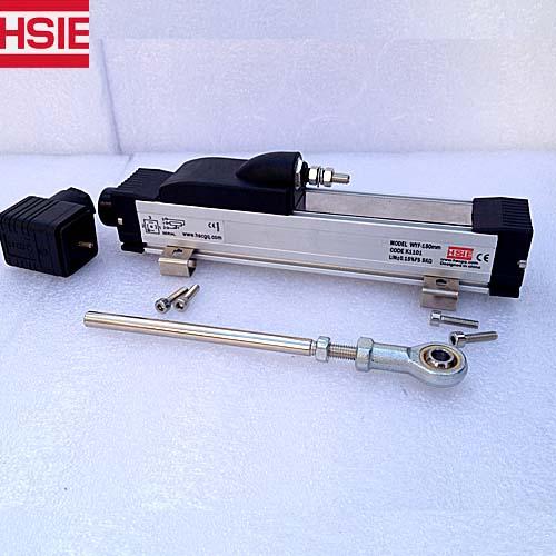 买良好的KTF滑块系列直线位移传感器,就选首普机电,青海滑块系列直线电子尺
