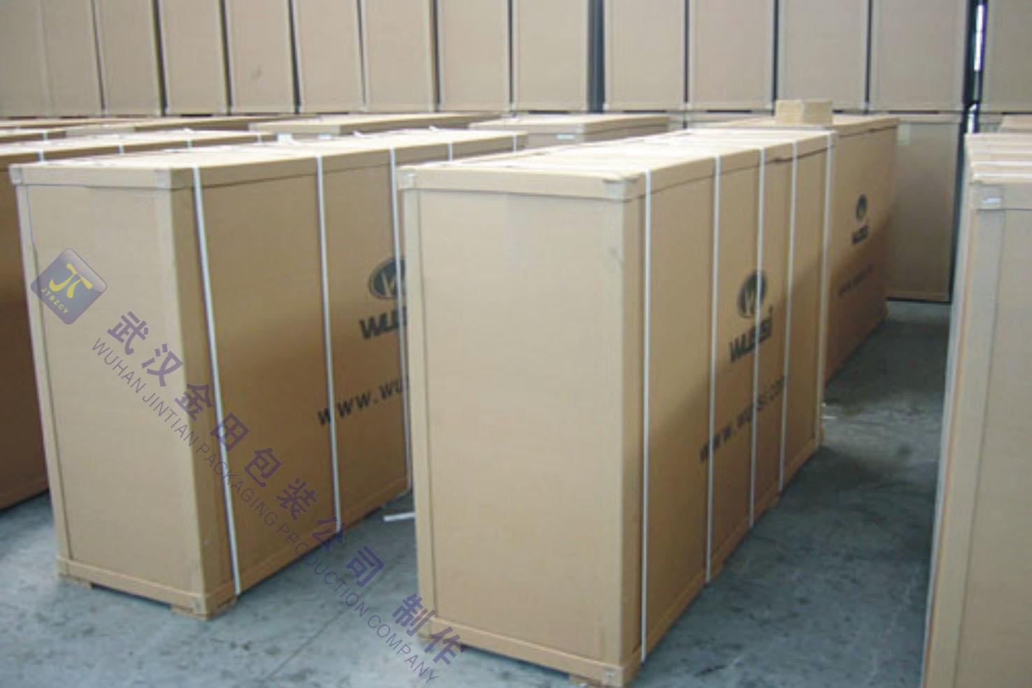 汽车零部件包装  纸箱