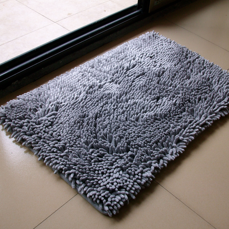 【昕佳琪】天津厂家卧室长毛防滑超纤雪尼尔地毯
