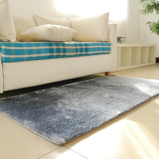 【昕佳琪】天津厂家批发出口定制订做客厅茶几卧室南韩丝韩国地毯