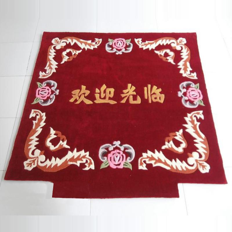 【昕佳琪】廠家定做賓館酒店晴綸羊毛電梯地毯