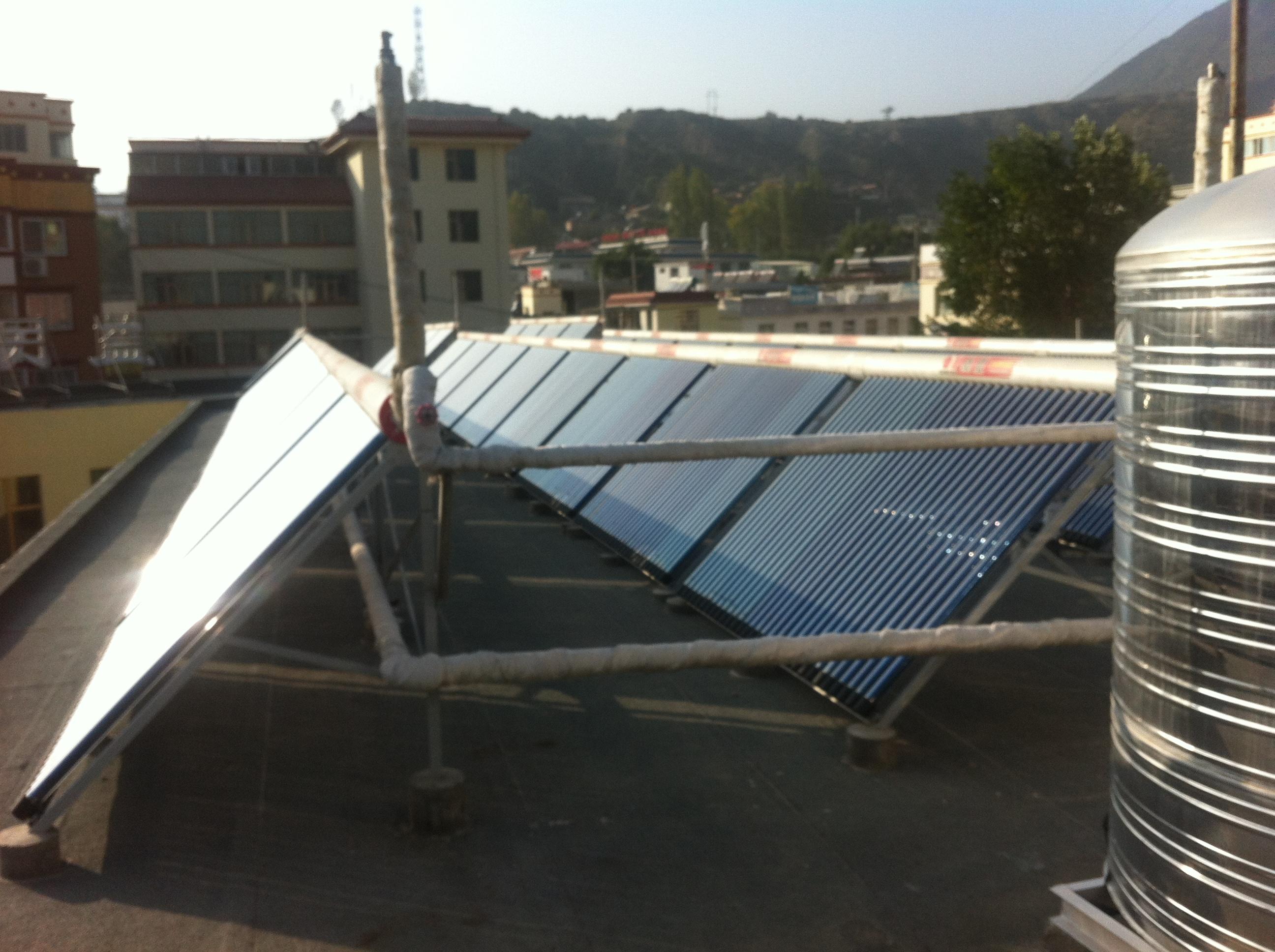 海南太阳能热水器供应商-兰州地区优质太阳能热水器供应商