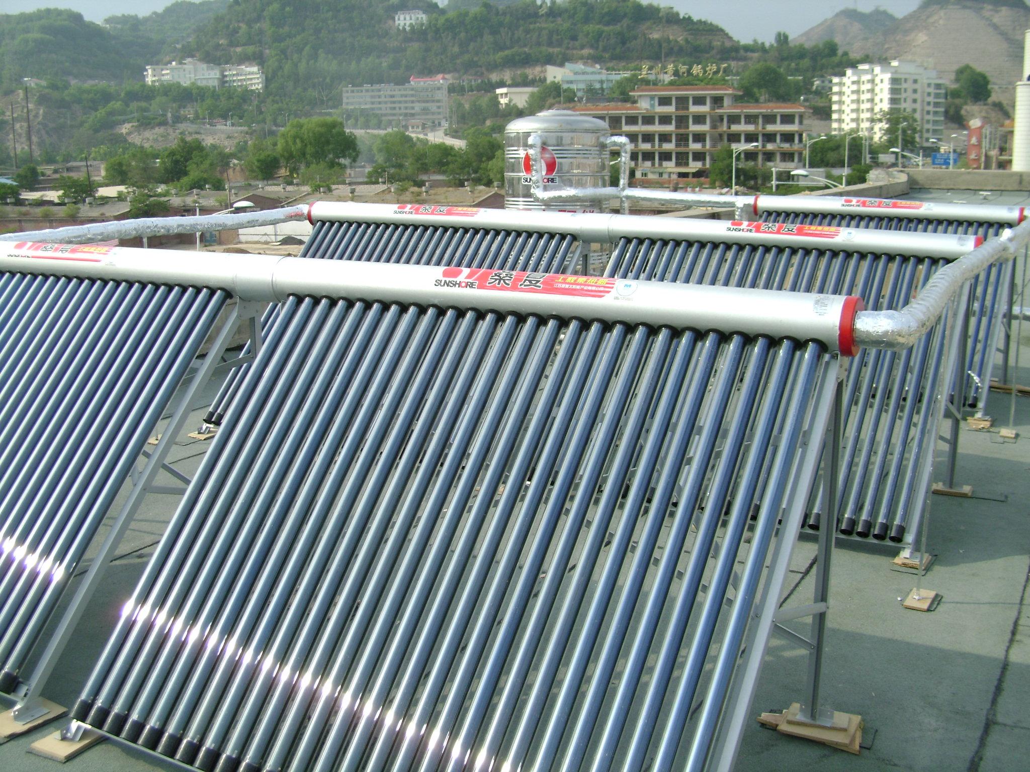 宁夏太阳能采暖哪家好 兰州地区合格的太阳能热水器供应商