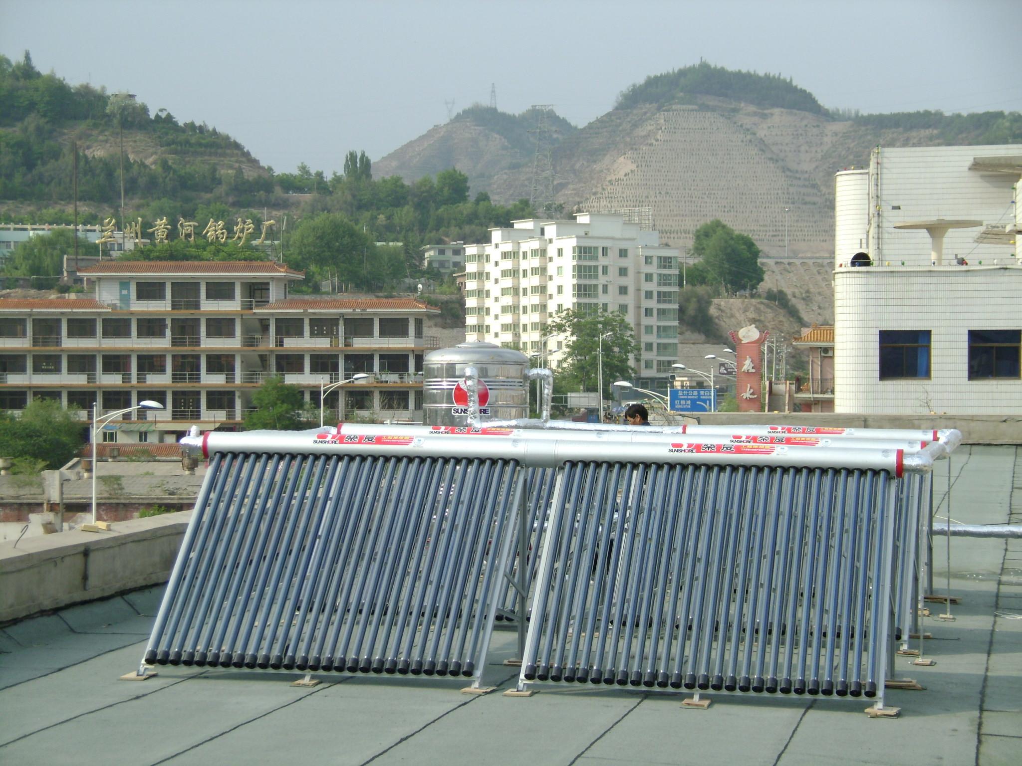 锡林郭勒盟太阳能-兰州价位合理的太阳能热水器推荐