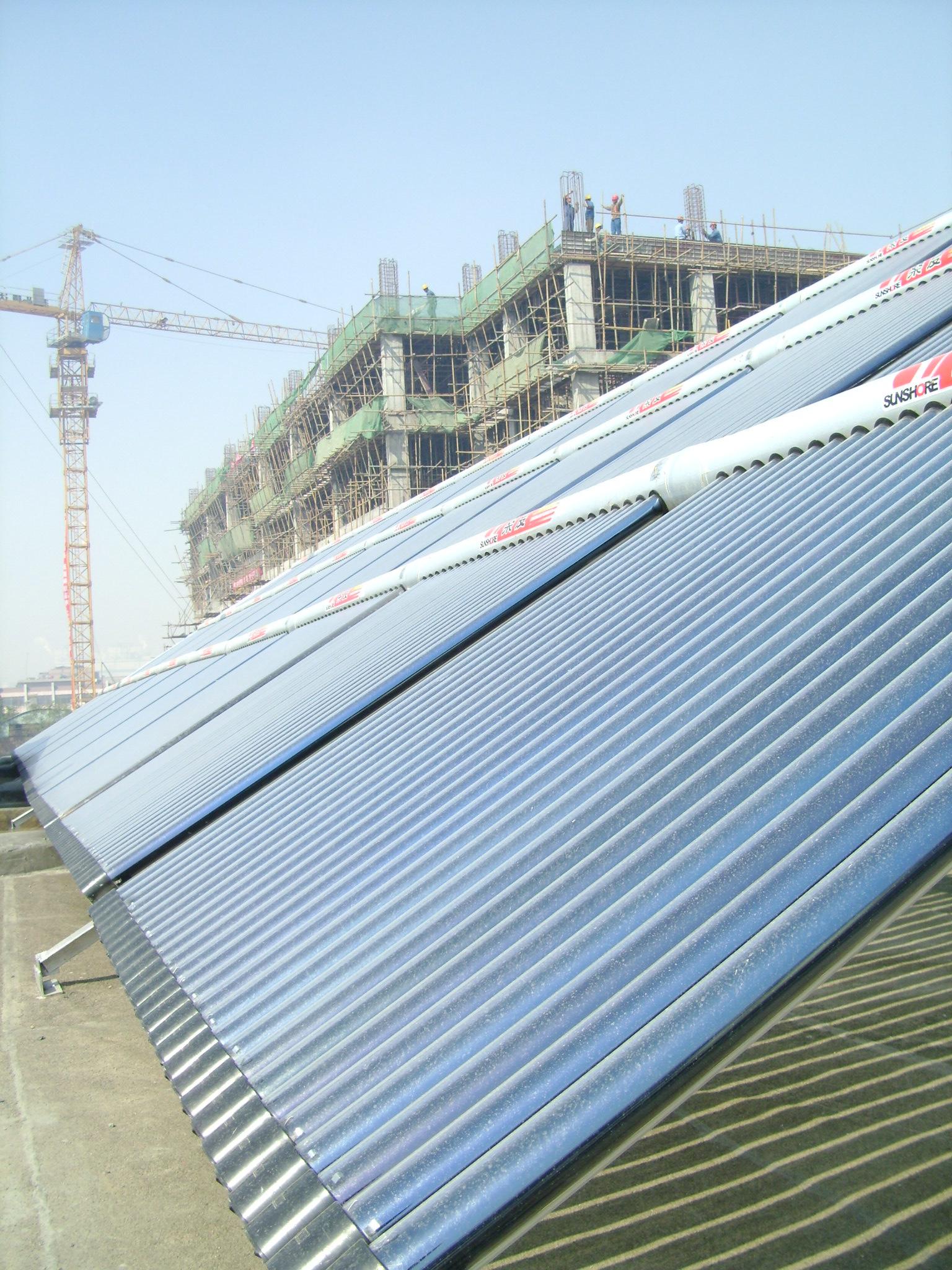 蘭州太陽能熱水器廠家