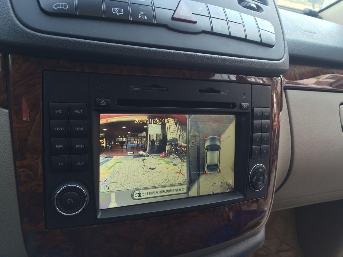 360度全景倒车影像带行车记录仪