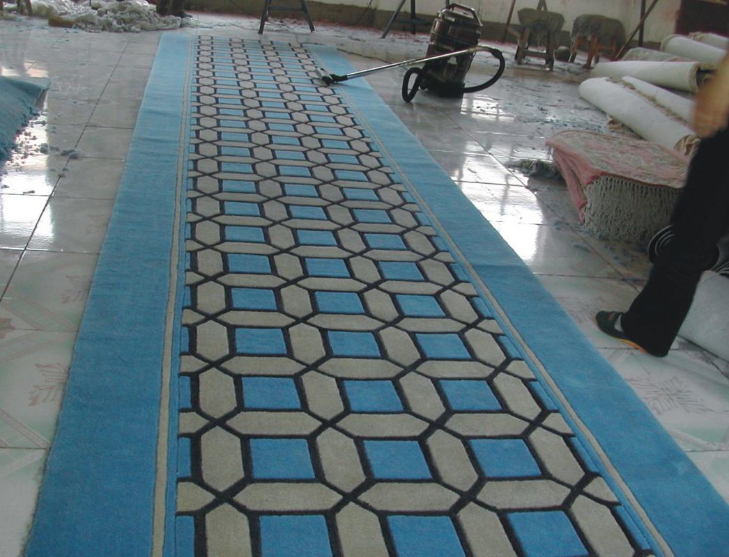 【昕佳琪】酒店宾馆KTV走廊满铺腈纶地毯