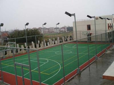 pvc地板厂家,【荐】口碑好的体育场地工程