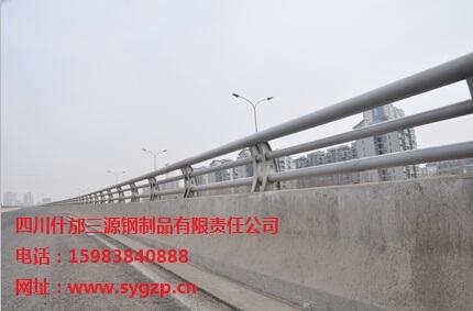 不锈钢/碳素钢复合管防撞栏杆