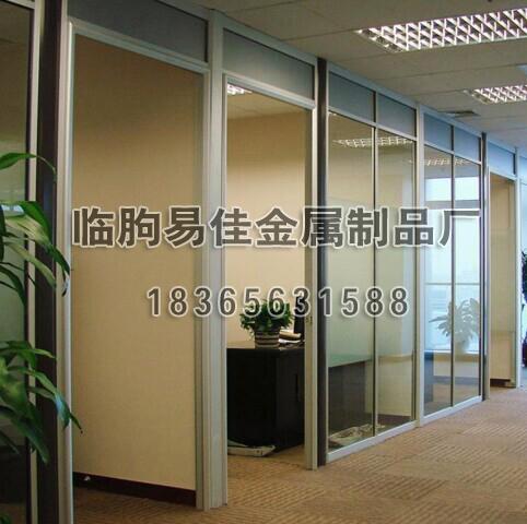 磁控百叶玻璃厂家_信誉好的中空百叶隔断型材供应商_易佳金属制品