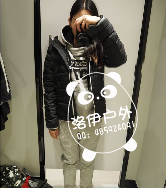 adidas三叶草加绒卫衣M69933