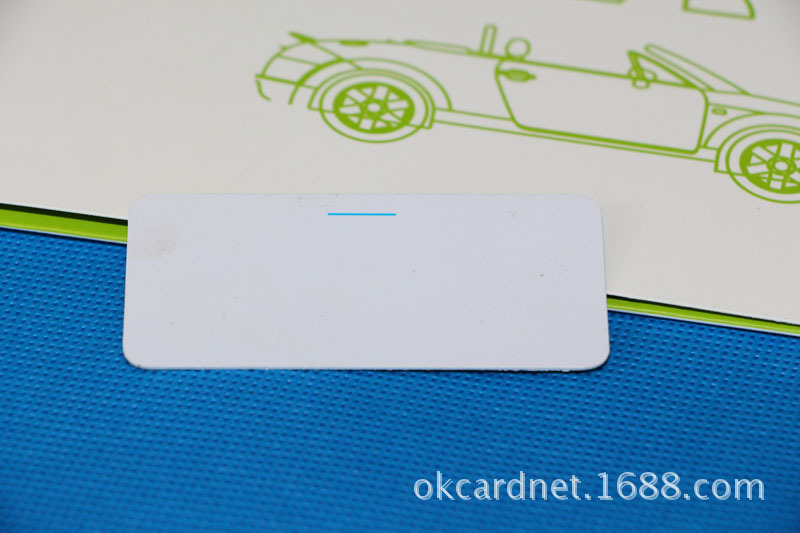 空白磁卡  个性会员卡 拉丝会员卡  生产磁卡 订做条码卡
