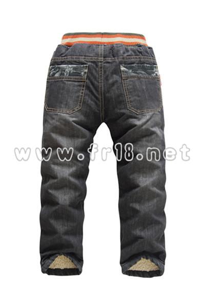 兒童加絨牛仔褲_【供應】概能童裝貿易公司一流的法國KK兔品牌童裝