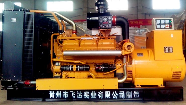 甘肅船用發電機組-買300KW上柴柴油發電機組認準恒奧能源科技